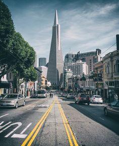 San Francisco - Beautiful Fan Francisco