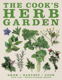With a catalog of 150 different culinary herbs and their varieties, more than30 recipes, step-by-step photographs on how to plant, nurture, harvest, andstore, and flavor charts that list the best herbs to partner with popularingredients, The Cook's Herb Garden shows you how to grow your own supply ofherbs whether on a window ledge, in pots, on the patio, or in a vegetablegarden. Herb Garden In Kitchen, Kitchen Herbs, Herbs Garden, Beer Garden, Utah, Cooking Herbs, Garden Show, Dream Garden, Raised Garden Beds