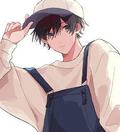 Anime Oc, Manga Anime, Anime Eyes, Manga Art, Anime Comics, Cute Anime Character, Character Art, Anime Glasses Boy, Anime Boy Zeichnung
