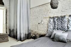 mieszkanie w starej kamienicy Kraków - 90 m² - projekt i...