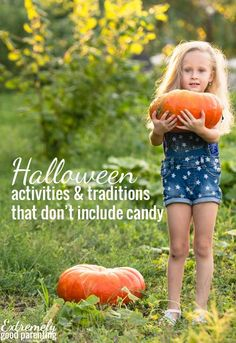 Unique and fun ways to celebrate halloween without candy or sugary treats
