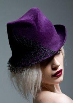 Rosie Olivia Millinery - Eglamour. #millinery #judithm #hats