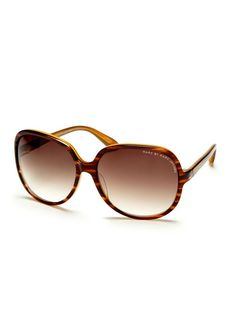$59 Oversized Oval Frame by Marc by Marc Jacobs Sunglasses on Gilt.com