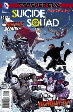 Suicide Squad #24