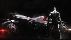 Batman Arkham Knight The Batmobile's Battle Mode gameplay revealed!
