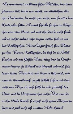 Alte deutsche Schrift / Altdeutsche Schrift / Sьtterlin - Lesen - Abschriften