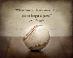 Baseball...truth