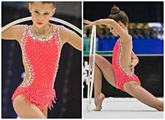 RG leotard close-up (photos by Indrek Kask)