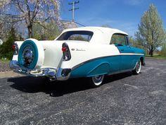 1956 Chevrolet Bel Air Convertible w/Continental Kit ★。☆。JpM ENTERTAINMENT ☆。★。