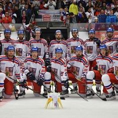 Czech team wins Czech Ice hockey Games