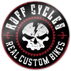 Ruff Cycles // Real Custom Bikes