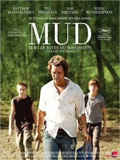 Mud - Sur les rives du Mississippi (Mud) - Jeff Nichols - 2013 (2h10)