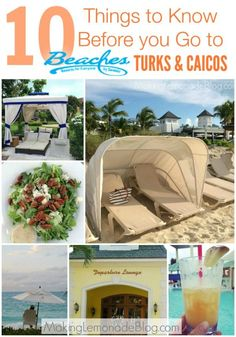FAMILY TRAVEL: 10 things to know before you go to Beaches Turks & Caicos (tips for going to Beaches with kids, too! Family Vacation Destinations, Vacation Trips, Dream Vacations, Vacation Spots, Travel Destinations, Vacation Resorts, Holiday Destinations, Vacation Ideas, Travel With Kids