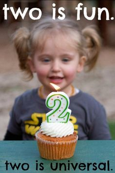 Being Two is Universal: Lets Help Every Kid Get There (and Beyond) Shot@Life Blogust13