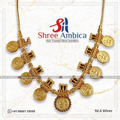 Delicately Assembled Kasumala in 92.5 Silver from Shree Ambica - Your Trusted Jewellers. Perfect pick for the upcoming festive/wedding season. Readily available in stock Call/WhatsApp - +91986611050 #ShreeAmbica #silver #silverjewellery #trustedjewellery #pearls #emerald #marwadijewellery #marwadistyle #newcollection #shadisaga #hyderabadshopping #necklacedesign #brides #czjewellery #925jewelry South Indian Jewellery, Indian Jewellery Design, Jewellery Designs, Silver Jewellery, Necklace Designs, Indian Jewelry, Wedding Season, Festive, Brides