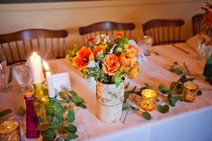 Susan's Flowers + David Gillette Photography + Redstone Inn