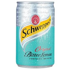Schweppes Bitter Lemon hard to find but really like it.