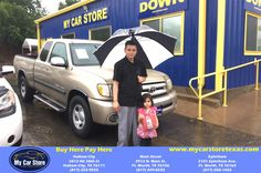 Congratulations Humberto & Martha on your #Toyota #Tundra from Elias Sanchez at My Car Store Buy Here Pay Here!  http://deliverymaxx.com/DealerReviews.aspx?DealerCode=YOGM  #MyCarStoreBuyHerePayHere