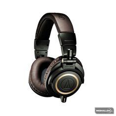 Audio Technica hörlur ATH-M50x Dark Green
