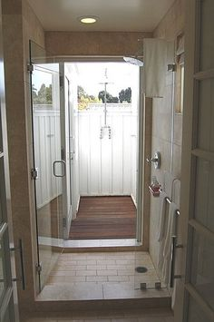 davis indoor outdoor shower | indoor outdoor and indoor