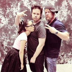 JoshMcDermitt: Best Friends Club #TWDFamily