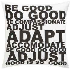 Adapt Pillow on FAV
