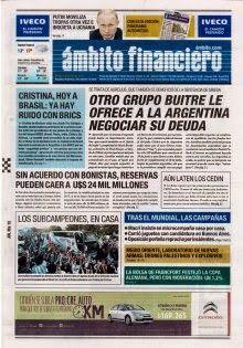 OpinionPublicaSantafesina(ops): diarios de argentina de hoy 15 de julio