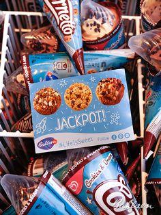 Eiskalte Liebe: Cornetto Cookies & Dream inspiriert von Bahlsen! // Iced Love: Cornetto Cookies & Dream Ice cream inspired by Bahlsen. #LifeIsSweet #Bahlsen #SweetOnStreets #Kiel