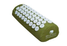 Bed of Nails 1921 Pillow, Green by Bed of Nails. $25.00. The Bed of Nails not only helps the body rid itself of toxins by stimulating energy and therefore triggers the body's innate way of healing itself but also releases oxytocin and endorphins to relieve pain and induce a state of well being. The 6440 acupressure points (2128 for pillow) make the Bed of Nails a very effective tool for easing tension and inducing a state of deep relaxation. While revitalizing and rej...