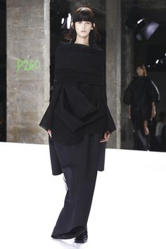 Rick Owens Ready To Wear Spring Summer 2017 Paris                                                                                                                                                                                 More