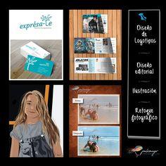 Diseño de logotipos, tarjetas visita, ..... Ilustraciones, retratos,... Retoque y restauración fotográfica Polaroid Film, Design, Photo Retouching, Business Cards, Design Logos, Editorial Design, Portraits, Illustrations