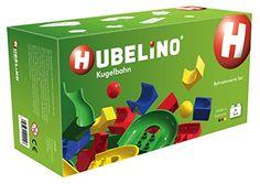 Hubelino - Marble Run - Small Set - 30pcs - Age 3+ (100% ...