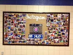Instagram Bulletin Board - Oh Snap!.