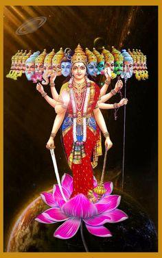 Adi Parashakti Vishvarupa