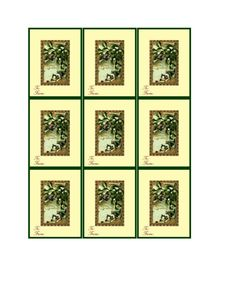 Set of Christmas tags to print and cut. Punch hole and add ribbon. Christmas Tags To Print, Christmas Gift Tags, Gift Of Time, Hole Punch, Print And Cut, Gallery Wall, Ribbon, Printables, Frame