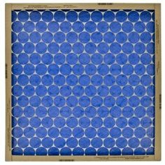 Change your furnace filter to maximize the efficiency of your heating system