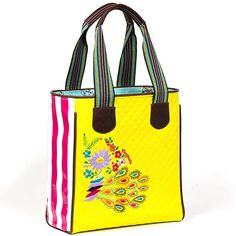 Consuela Key Lime Pie Classic Tote at Maverick Western Wear