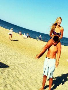 beach fun <3