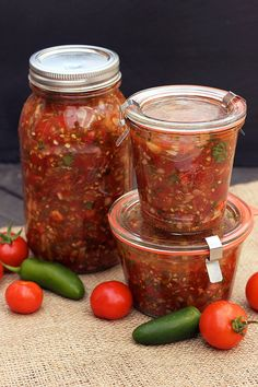 Fermented Salsa – Gluten-free + Vegan from Tasty Yummies