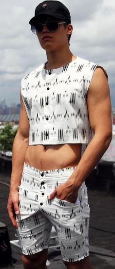 Get your #swag on with #boysincroptops2k15