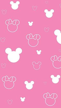 Minnies Wallpaper Cute Backgrounds Pink Iphone Wallpapers Mobile