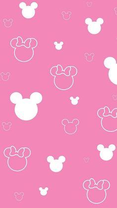 ミッキーミニー iPhone壁紙 Wallpaper Backgrounds and Plus Mickey and Minnie Simple Pattern Wallpaper Mickey Mouse Wallpaper Iphone, Mickey E Minnie Mouse, Pink Minnie, Wallpaper Iphone Disney, Mickey Mouse And Friends, Cute Disney Wallpaper, Cartoon Wallpaper, Kawaii Wallpaper, Pastell Wallpaper