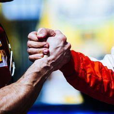 """""""#WeStandWithParis.  #Redseason #ScuderiaFerrari #BrazilGP #Ferrari #F1 #PrancingHorse"""""""