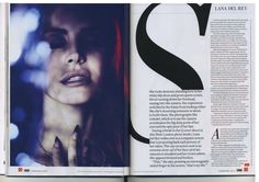 double page spreads magazines - Google Search