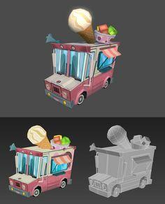 Ice Cream Truck 2016/11/22