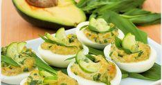 Z okazji Wielkiej Nocy dzielę się z Wami kolejnym przepisem na jajka. Te są naprawdę wyjątkowe; połączenie avocado i ...