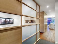 Annex House-vestibule by Tom Arban