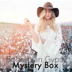 BOHEMIAN GYPSY MYSTERY BOX (5 PIECES) NWT Step out of the box and go bohemian gypsy style flowy dresses loose sweaters breezy easy bottoms and be free! Brands might include: Free People , Anthropologie, Zara, Urban Outfitters, LOFT, & Many more. NO TRADES NO OFFERS ACCEPTED PRICE IS FIRM NO EXCHANGES NO RETURNS Don't like an item? RE-POSH! Free People Dresses