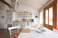 Rózsa apartman - Bacchus - Badacsony - Lake Balaton - Hungary Table Settings, Place Settings, Tablescapes