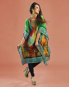 Kaftan Style Kurta for women styletag